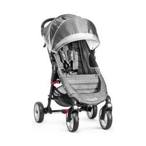 Baby Jogger City Mini 4 hjul, stålgrå