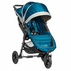 Baby Jogger City Mini GT, teal/grey
