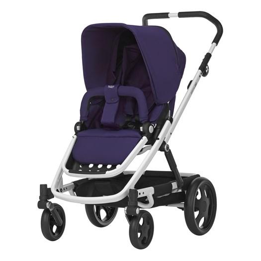 Britax Go sittvagn, mineral purple/white