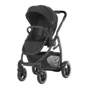 Graco Evo XT sittvagn, black/grey