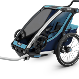 Thule Chariot Cross1 Cykelvagn, Blue