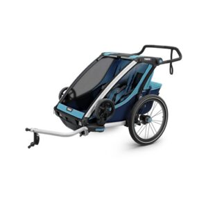 Thule Chariot Cross2 cykelvagn 2019, blue