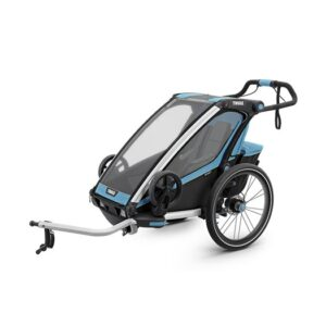 Thule Chariot Sport 1 cykelvagn 2019, blue
