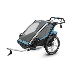 Thule Chariot Sport 2 cykelvagn 2019, blue