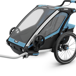Thule Chariot Sport2 Cykelvagn, Blue