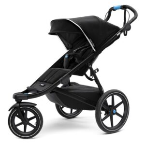 Thule Urban Glide 2 joggingvagn, Black on Black