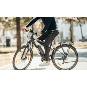Emmaljunga NXT e-Bike 2020, black