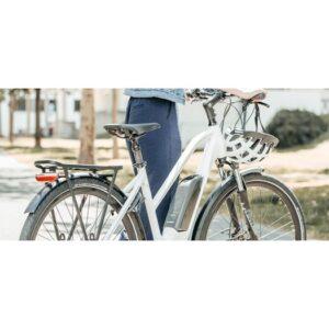 Emmaljunga NXT e-Bike 2020, white (dam)