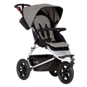 Mountain Buggy Urban Jungle v3.2 Sittvagn (Grå Silver)