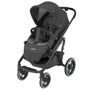 Maxi-Cosi Lila XP sittvagn, essential black/black frame