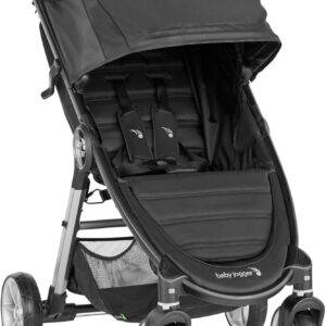 Baby Jogger 4 Wheel City Mini 2 Sittvagn, Jet Black