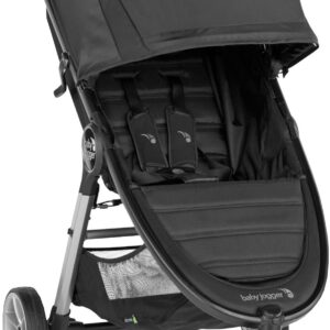 Baby Jogger City Mini 2 Sittvagn, Jet Black