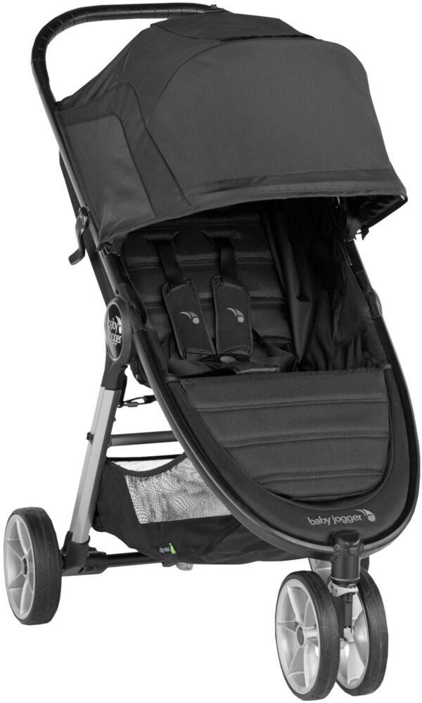 Baby Jogger City Mini 2 Sittvagn, Jet Black