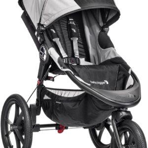 Baby Jogger Joggingvagn Summit X3 Single, Black/Grey