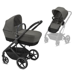 Cybex Balios S 2in1 Duovagn (Soho Grey)