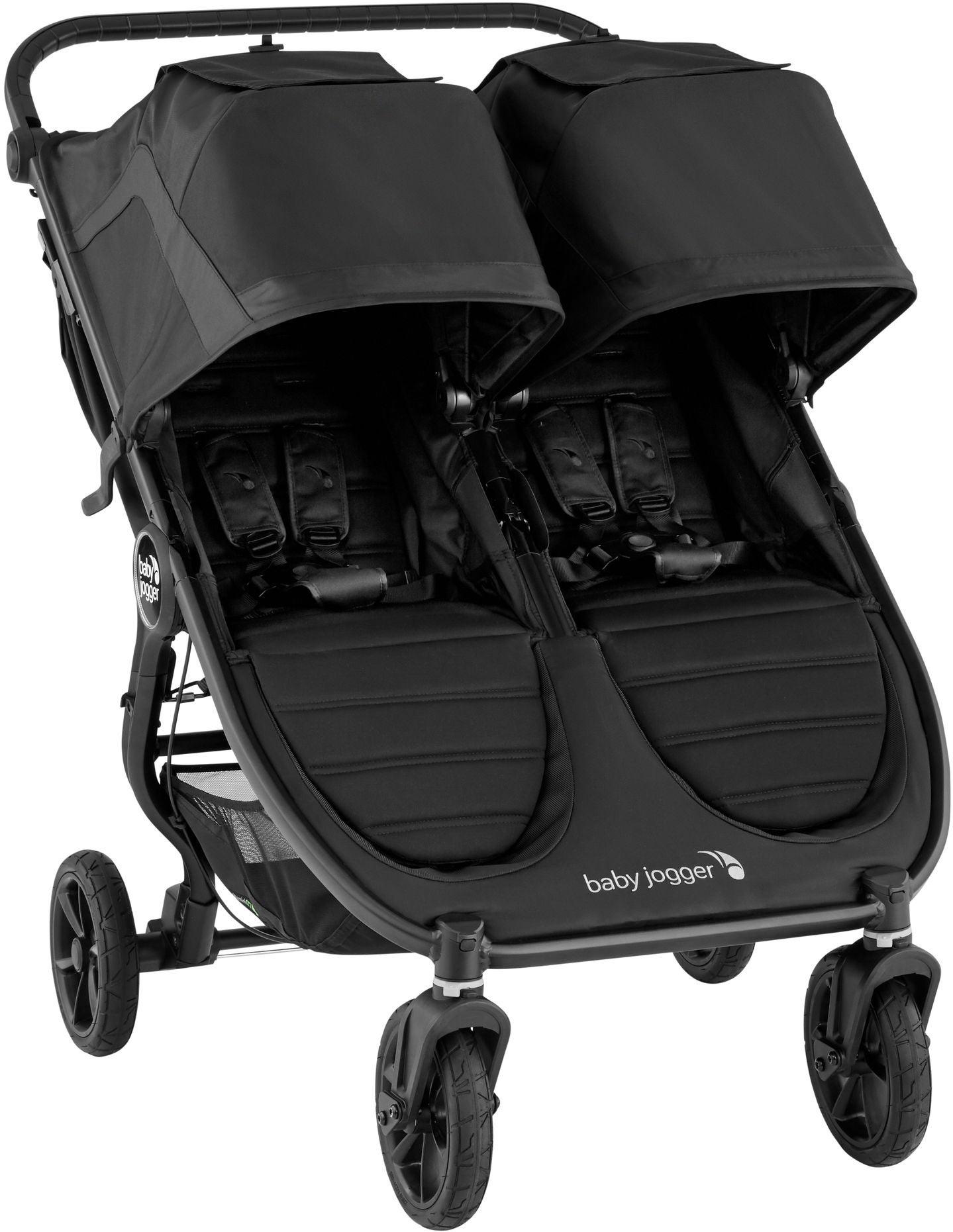 Baby Jogger City Mini GT 2 Syskonvagn, Jet - Barnvagn 2020