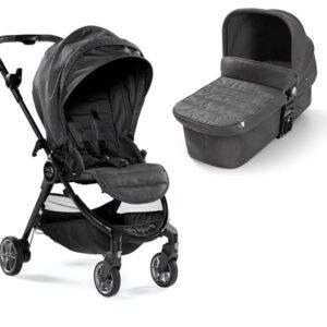 Baby Jogger City Tour Lux Duovagn, Granite