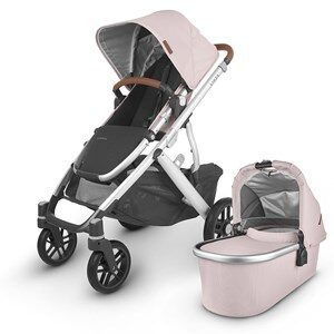 UPPAbaby VISTA V2 Barnvagn Alice/Dusty Pink One Size