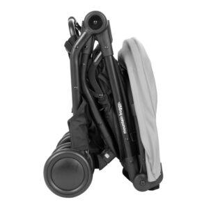 Mountain Buggy Nano V3 Resevagn (Silver)