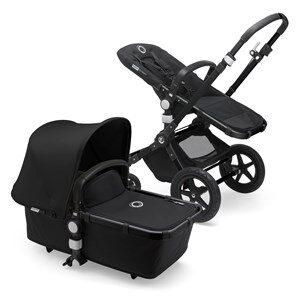 Bugaboo Cameleon³ Plus Complete Stroller Alu Grey Melange