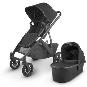 UPPAbaby VISTA V2 Barnvagn Jake/Black Carbon One Size