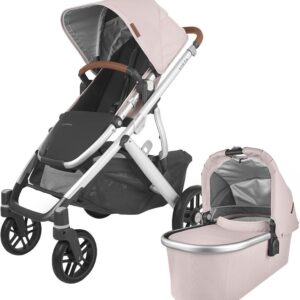 UPPAbaby VISTA V2 Duovagn, Alice Dusty Pink