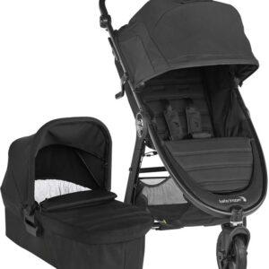 Baby Jogger City Mini GT 2 Duovagn, Jet Black