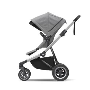 Thule Sleek Sittvagn (Grey Melange)
