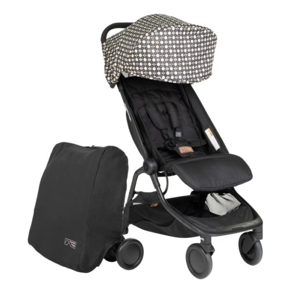 Mountain Buggy Nano V3 Resevagn (Year of OX)