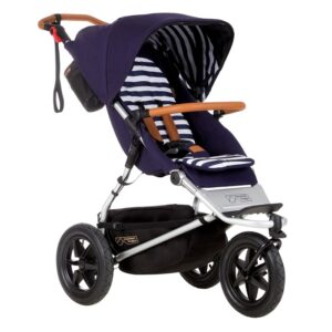 Mountain Buggy Urban Jungle Luxury Collection (Nautical 2021)
