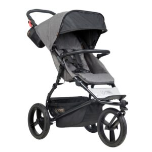 Mountain Buggy Urban Jungle The luxury collection Sittvagn (Herringbone)