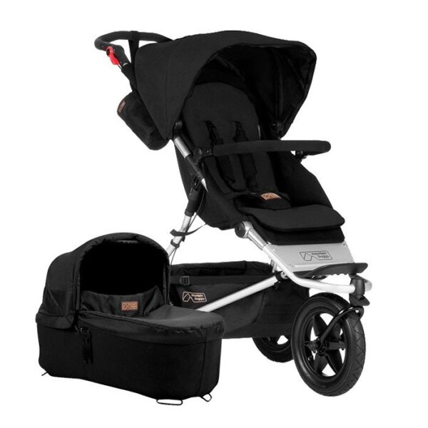 Mountain Buggy Urban Jungle V3.2 Duovagn