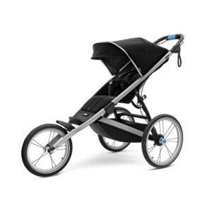 Thule Glide 2 joggingvagn 2021, jet black