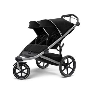 Thule Urban Glide 2 Double joggingvagn, black