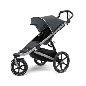 Thule Urban Glide 2 joggingvagn, dark shadow/alu