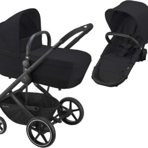 Cybex Balios S 2-in-1 Duovagn, Deep Black