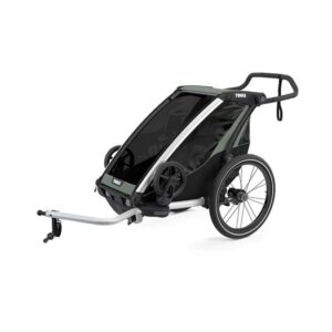 Thule Chariot Lite1 cykelvagn 2021, agave