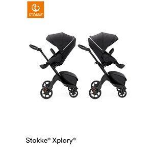 Stokke® Xplory® X Barnvagn Rich Black one size