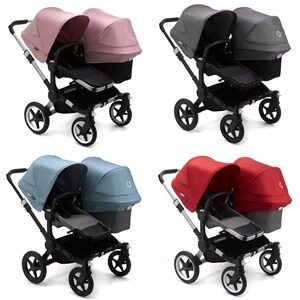 Bugaboo Donkey3 Duo Barnvagn Styled By You One Size