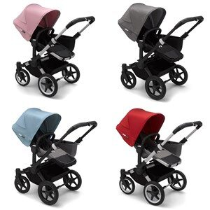 Bugaboo Donkey3 Mono Barnvagn Styled By You One Size